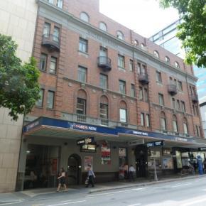 Hostellit - Base Brisbane Embassy