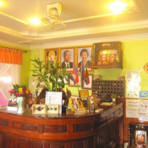 Hostellit - Ta Som Guesthouse
