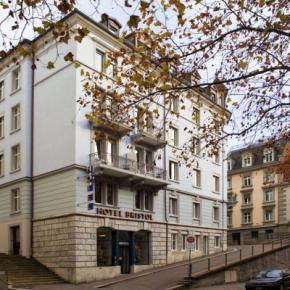 Hostellit - Hotel Bristol Zurich