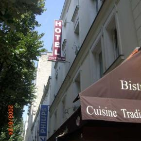 Hostellit - Hotel Victoria - Paris
