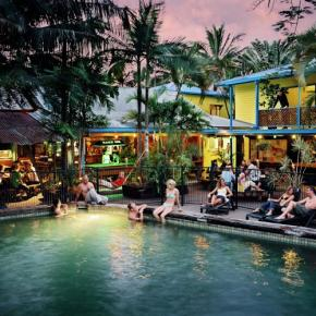 Hostellit - Calypso Inn Backpackers Resort Cairns