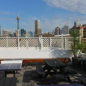 Hostellit - Sydney Central Backpackers