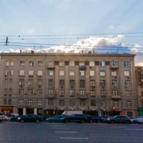 Hostellit - Bear Hostel Smolenskaya