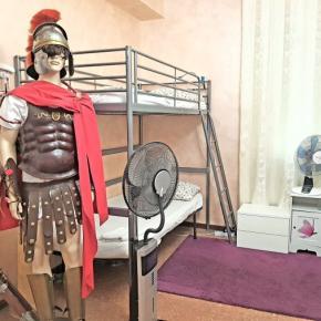 Hostellit - Dreaming Rome Hostel