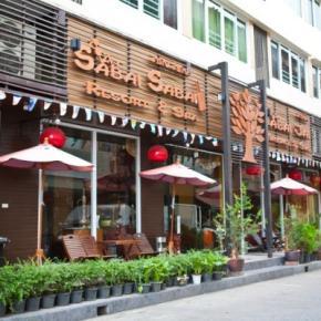 Hostellit - Sabai Sabai@Sukhumvit Hotel