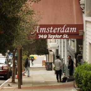 Hostellit - Amsterdam San Francisco Hostel