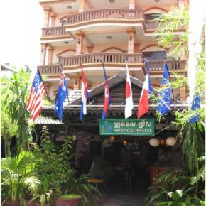 Hostellit - Tropical Breeze Guesthouse