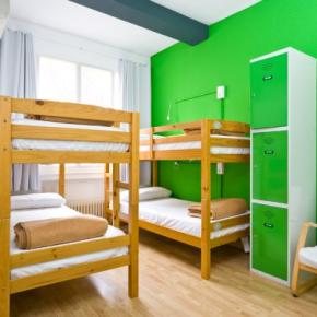 Hostellit - Madrid Motion Hostel