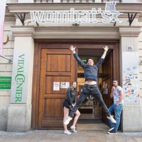 Hostellit - Wombats City Hostel Budapest