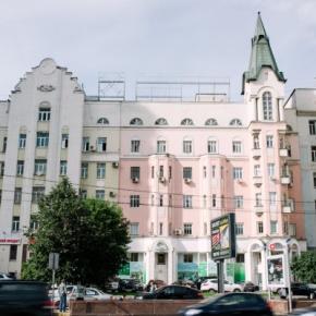 Hostellit - Bear Hostel Arbatskaya