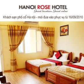 Hostellit - Hanoi Rose Hotel