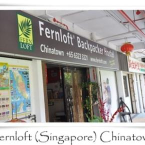 Hostellit - Fernloft (Singapore) Chinatown