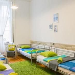 Hostellit - Friends Hostel Budapest