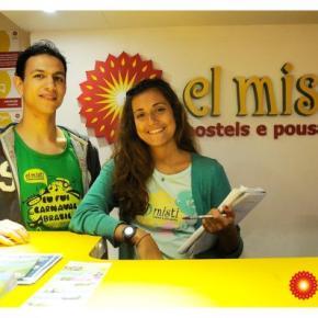 Hostellit - El Misti Hostel Leme