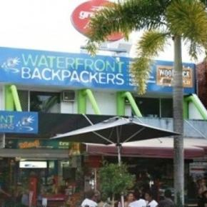 Hostellit - Waterfront Backpackers