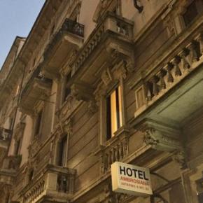 Hostellit - Hotel Ambrosiana