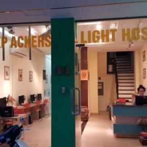 Hostellit - Hanoi Light Backpackers Hostel