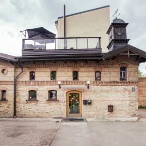 Hostellit - Amalienhof Hostel Riga