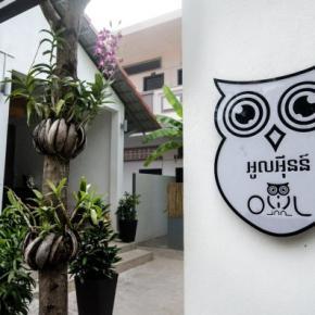 Hostellit - Owl Inn