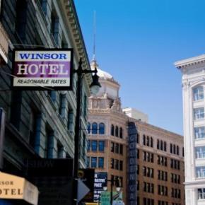 Hostellit - Winsor Hotel