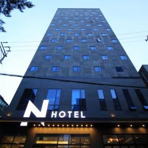 Hostellit - SEOUL N HOTEL Dongdaemun