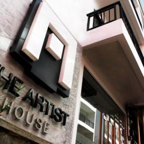 Hostellit - The Artist House Patong