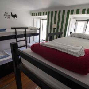 Hostellit - Oasis Backpackers Hostel Lisbon