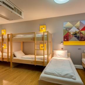 Hostellit - MEININGER Hotel London Hyde Park