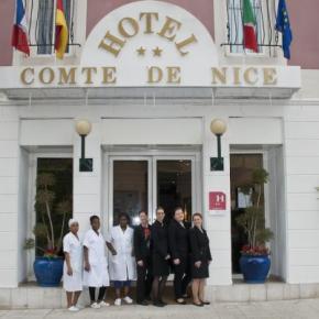 Hostellit - Hotel Residence  Comte de Nice