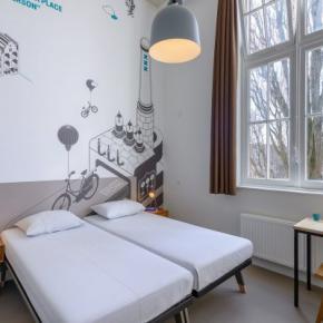Hostellit - Stayokay Amsterdam Zeeburg