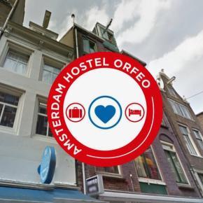 Hostellit - Amsterdam Hostel Orfeo