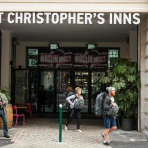 Hostellit - St Christopher's Inn Gare du Nord