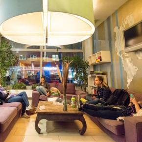 Hostellit - wombat's CITY Hostels Vienna – the LOUNGE