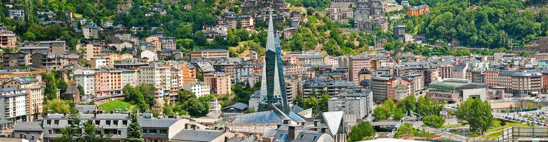 Andorra la Vella – Hostellit kohteessa Andorra la Vella. Andorra la Vella -karttoja, valokuvia ja arvosteluja kaikista Andorra la Vella -hostelleista.