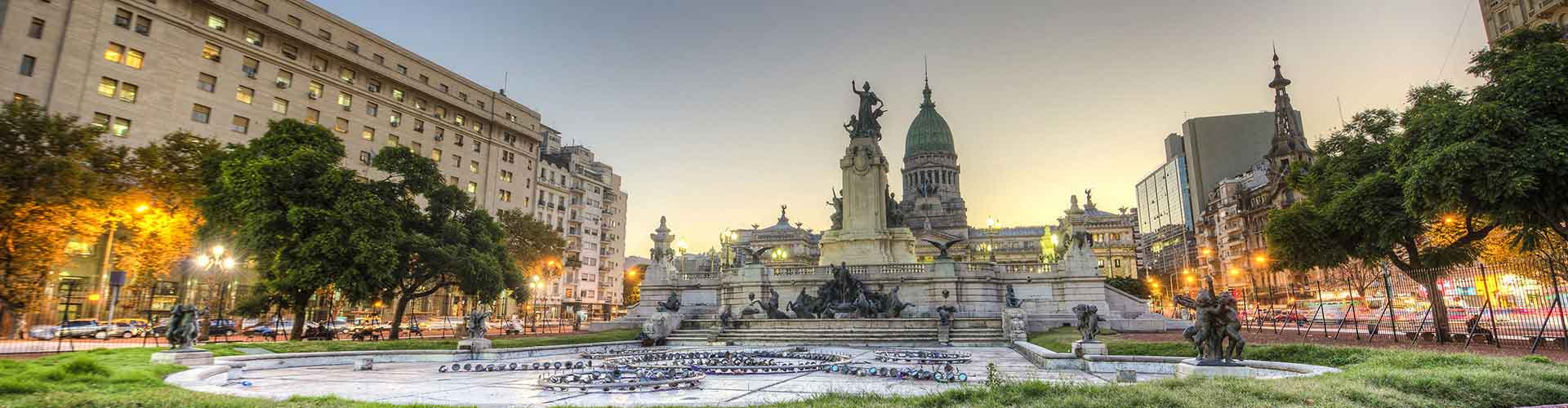 Buenos Aires – Student accommodations, hostels and coworking spaces in Buenos Aires (Argentiina). Maps of Buenos Aires, photos and reviews for each place in Buenos Aires.