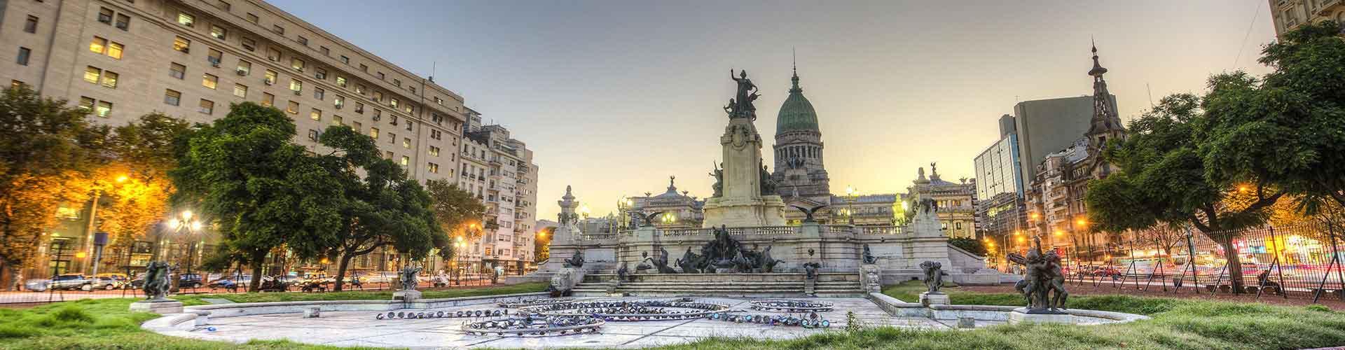 Buenos Aires – Hostellit kohteessa Buenos Aires. Buenos Aires -karttoja, valokuvia ja arvosteluja kaikista Buenos Aires -hostelleista.