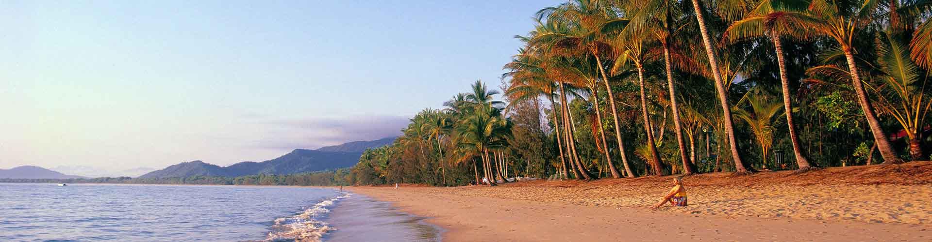 Cairns – Hostellit kohteessa Cairns. Cairns -karttoja, valokuvia ja arvosteluja kaikista Cairns -hostelleista.