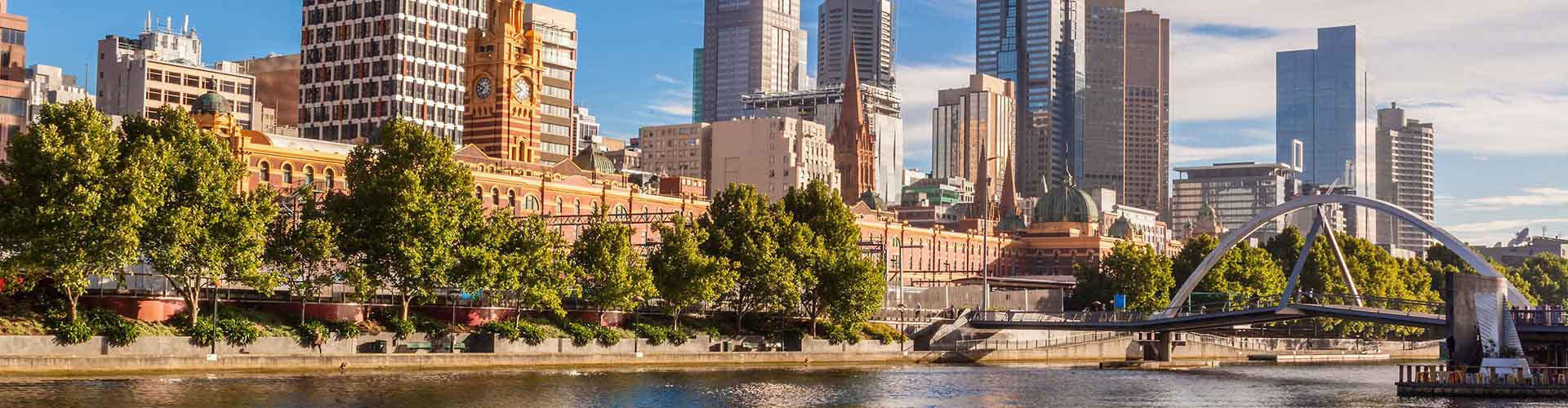 Melbourne – Hostellit kaupungiosassa Melbourne. Melbourne -karttoja, valokuvia ja arvosteluja kaikista Melbourne -hostelleista.