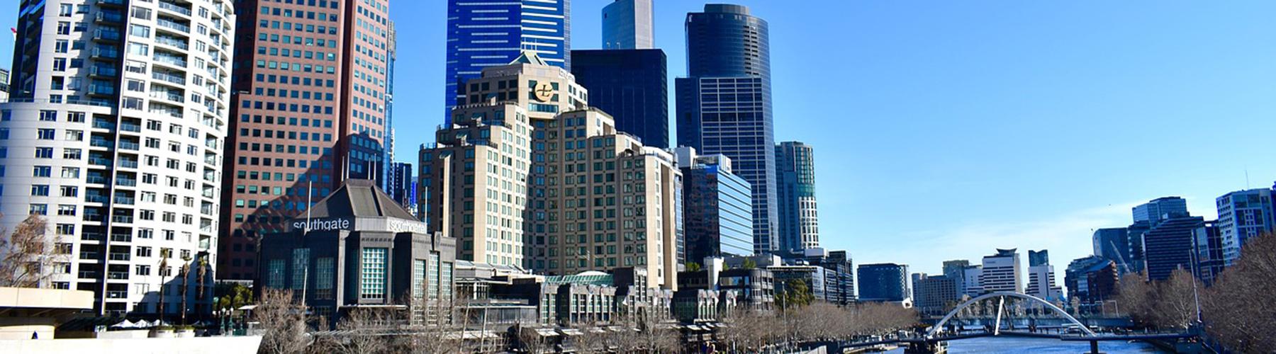 Melbourne – Retkeily lähellä maamerkkiä Eureka Tower. Melbourne -karttoja, valokuvia ja arvosteluja kaikista Melbourne -retkeilyalueista.