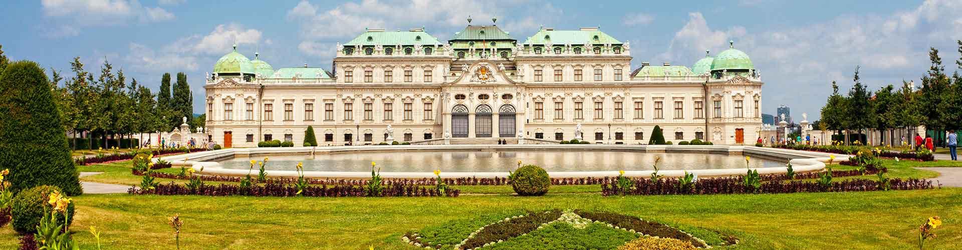 Wien – Hostellit kaupungiosassa Favoriten. Wien -karttoja, valokuvia ja arvosteluja kaikista Wien -hostelleista.