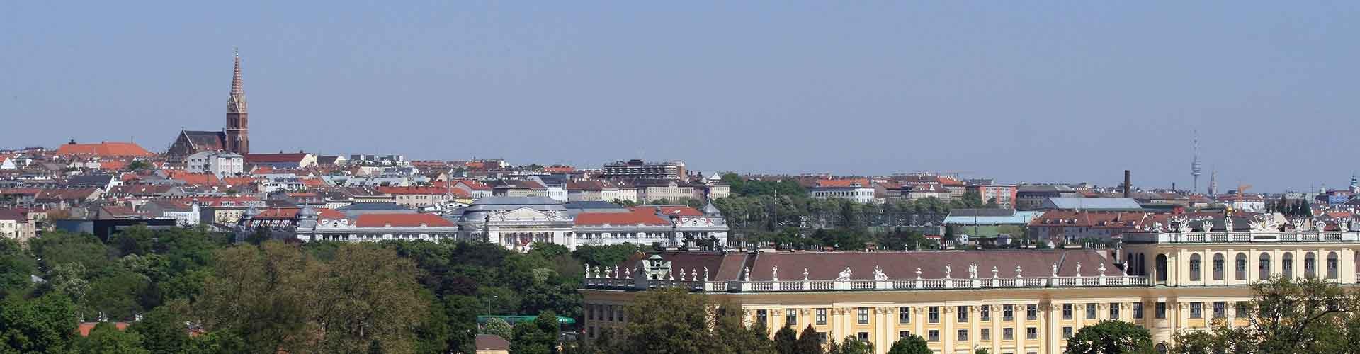 Wien – Huoneet kaupungiosassa Rudolfsheim-Fuenfhaus. Wien -karttoja, valokuvia ja arvosteluja kaikista Wien -huoneista.