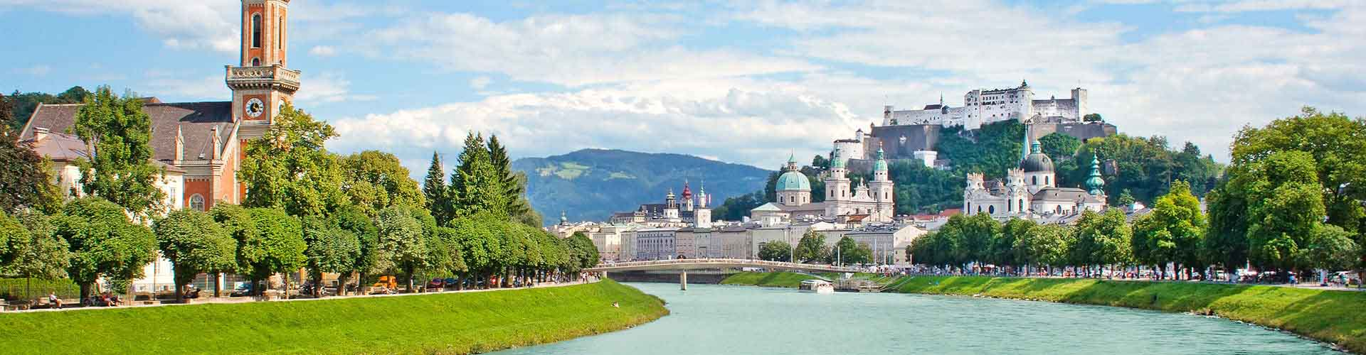 Salzburg – Student accommodations, hostels and coworking spaces in Salzburg (Itävalta). Maps of Salzburg, photos and reviews for each place in Salzburg.