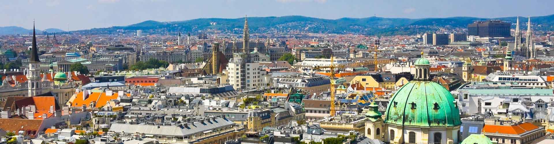 Wien – Hostellit kohteessa Wien. Wien -karttoja, valokuvia ja arvosteluja kaikista Wien -hostelleista.