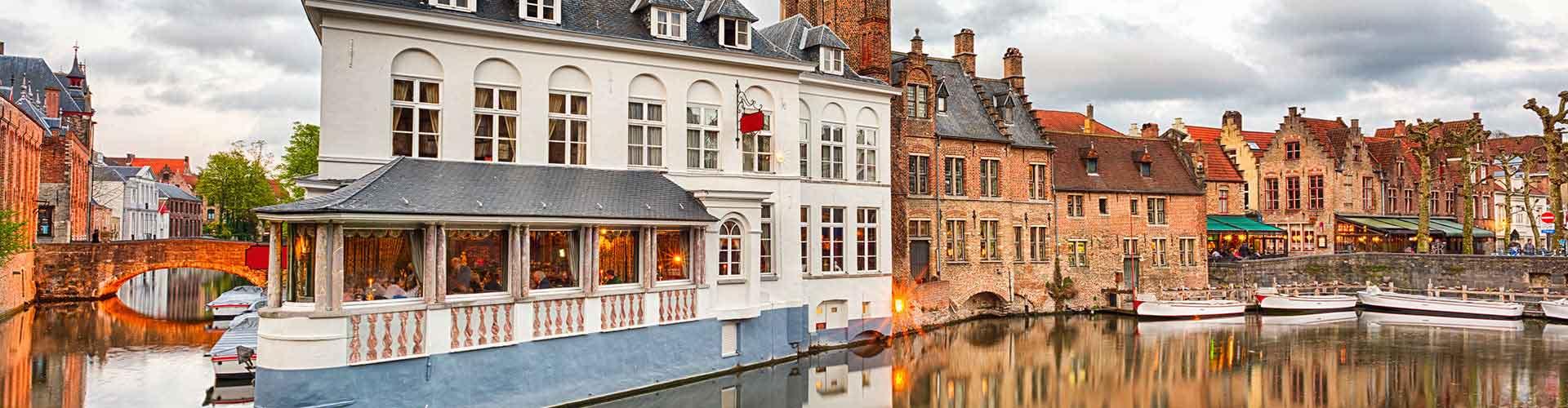 Brugge – Hostellit kohteessa Brugge. Brugge -karttoja, valokuvia ja arvosteluja kaikista Brugge -hostelleista.