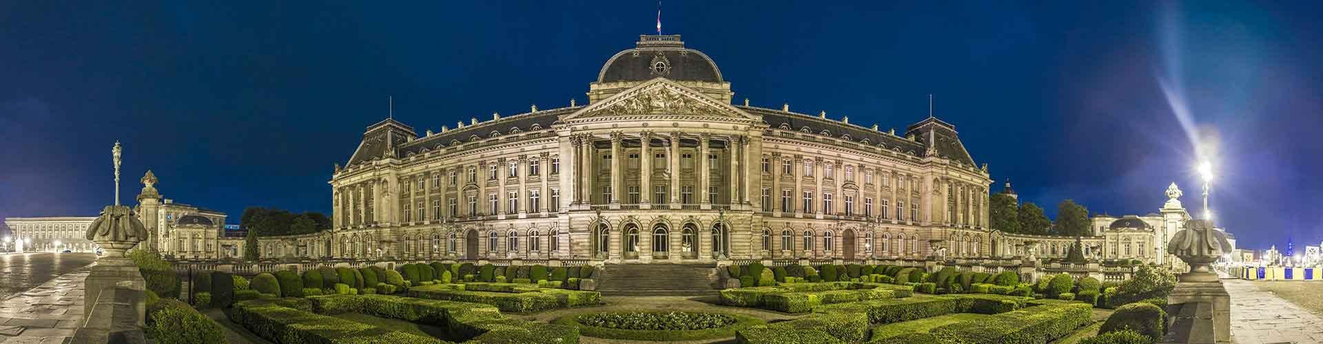 Bryssel – Hostellit kaupungiosassa Brysseli. Bryssel -karttoja, valokuvia ja arvosteluja kaikista Bryssel -hostelleista.