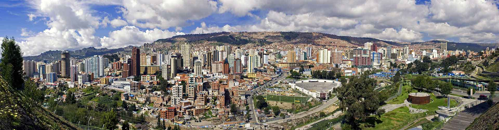 La Paz – Student accommodation, hostels and coworking spaces in La Paz (Bolivia). Maps of La Paz, photos and reviews for each place in La Paz.