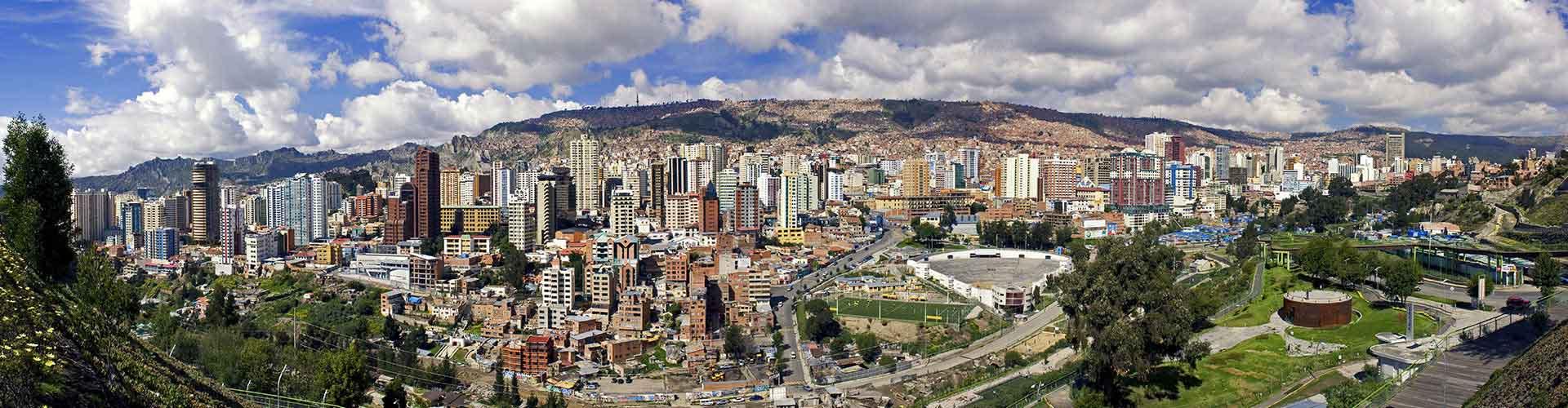 La Paz – Hostellit kohteessa La Paz. La Paz -karttoja, valokuvia ja arvosteluja kaikista La Paz -hostelleista.