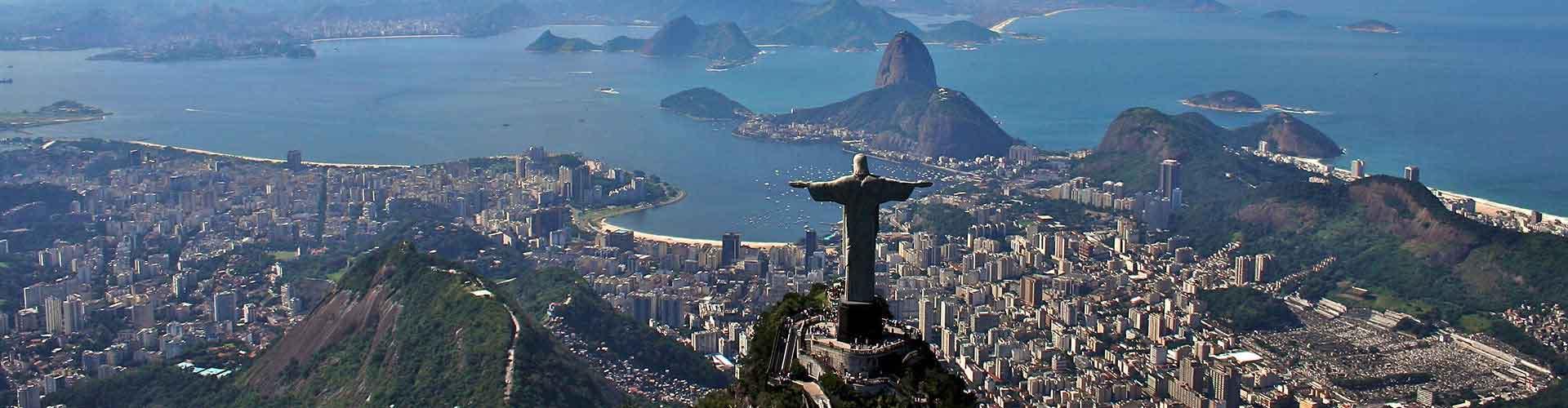 Rio de Janeiro – Hostellit kaupungiosassa Glória. Rio de Janeiro -karttoja, valokuvia ja arvosteluja kaikista Rio de Janeiro -hostelleista.