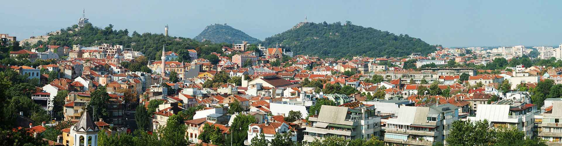 Plovdiv – Hostellit kaupungiosassa Rayon Keskusta. Plovdiv -karttoja, valokuvia ja arvosteluja kaikista Plovdiv -hostelleista.