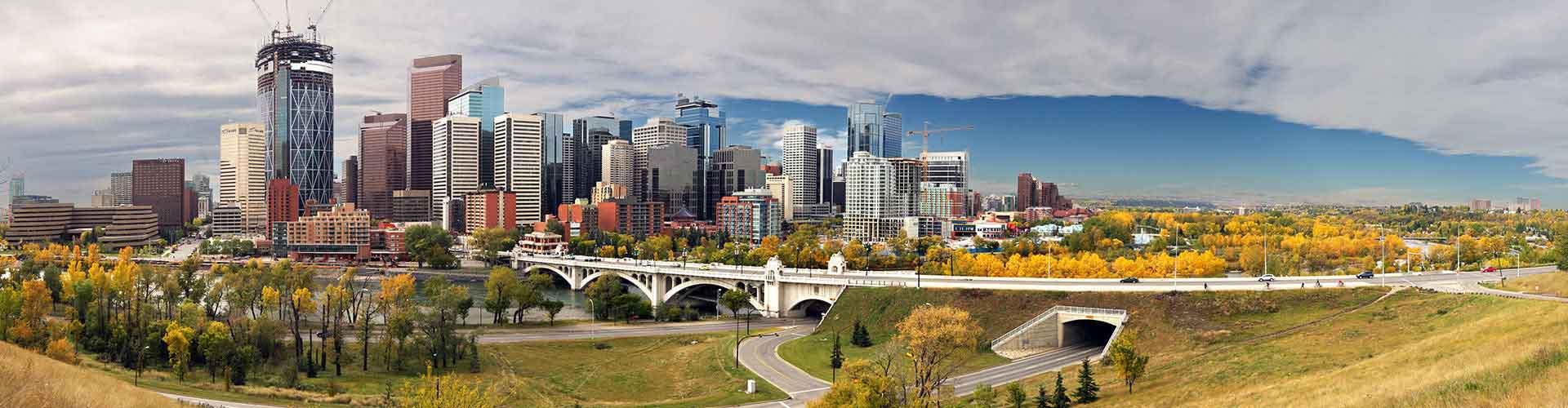 Calgary – Retkeily kaupungiosassa Itäkeskusta. Calgary -karttoja, valokuvia ja arvosteluja kaikista Calgary -retkeilyalueista.